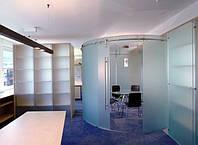 Системи для Радіусних Розсувних Скляних Дверей Dorma Manet