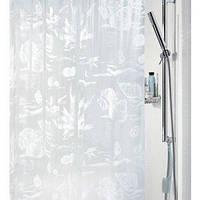 Шторка д/ванної RIFF(Швейцария) pvc 180х200 біла_10.31544