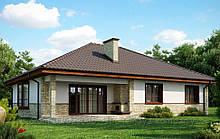Проект дома uskd-01
