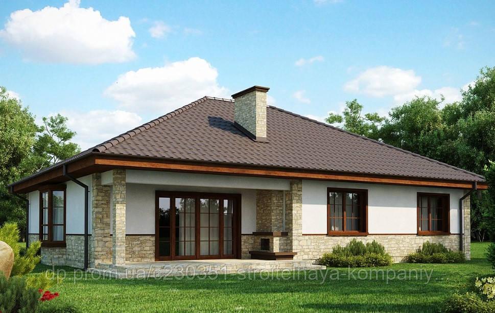Проект дома uskd-01, фото 1