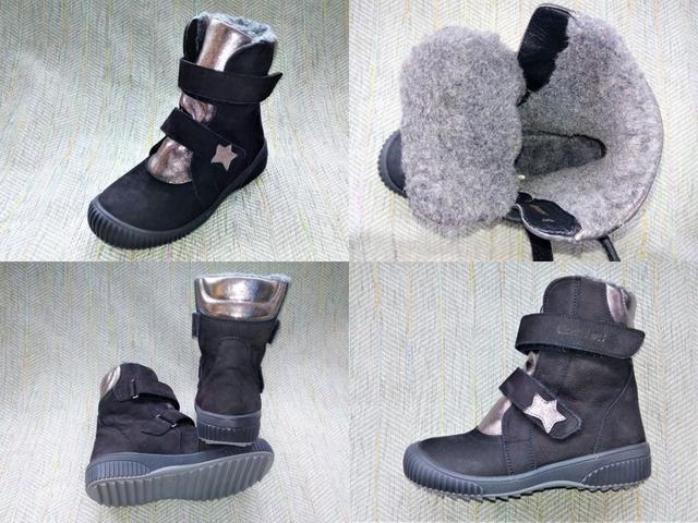 Ботиночки с защитным носком, Eleven shoes фото