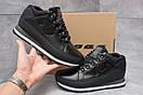 Зимние кроссовки New Balance 754, черные (30204) размеры в наличии ► [  46 (последняя пара)  ], фото 2