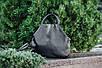 Женская кожаная сумочка 31 черный флотар 01310101, фото 6