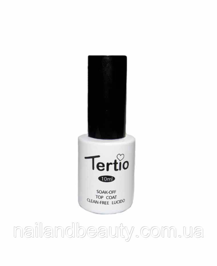 Финишное покрытие без липкого слоя Tertio ТОР 10 мл