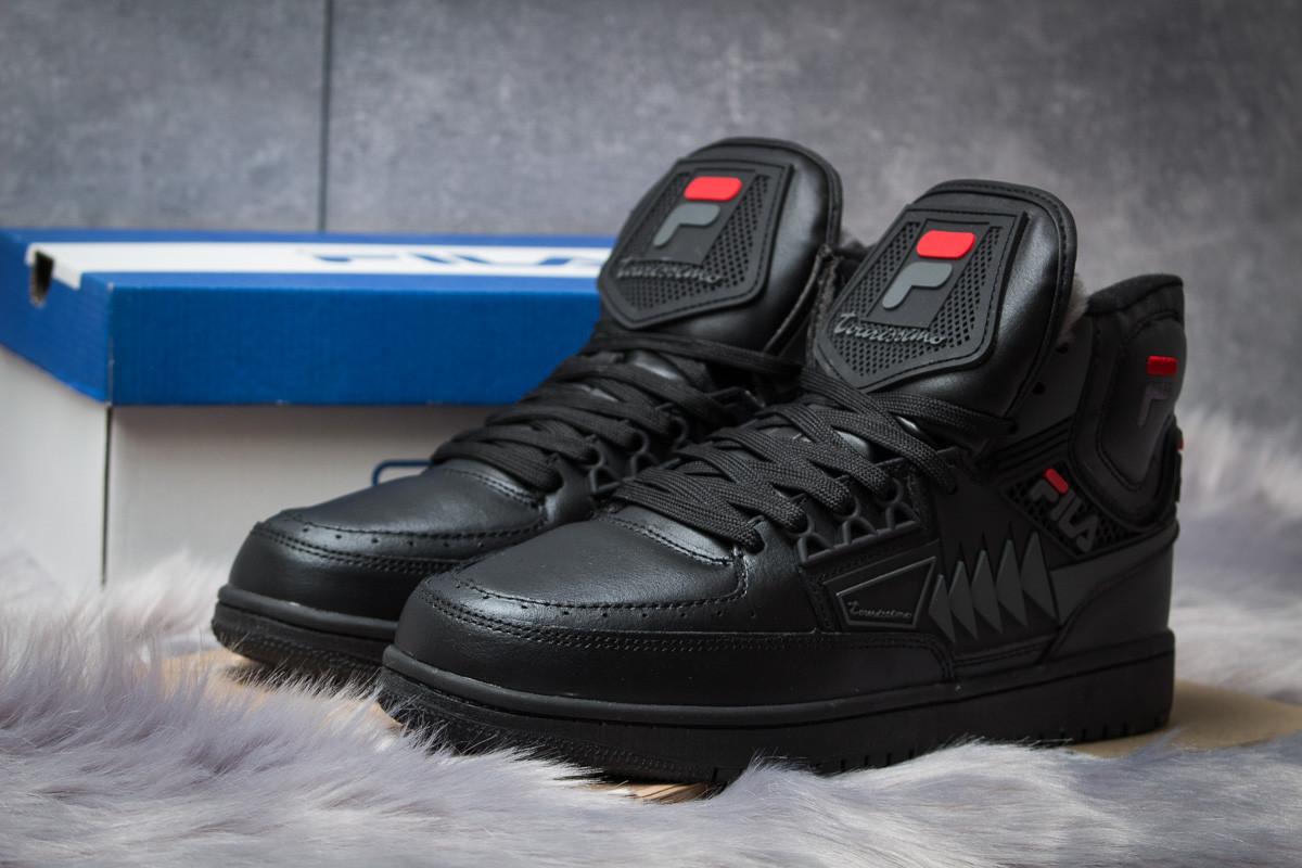 Зимние ботинки  FILA Turismo, черные (30351) размеры в наличии ► [  41 42  ]