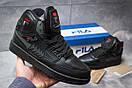 Зимние ботинки  FILA Turismo, черные (30351) размеры в наличии ► [  41 42  ], фото 2