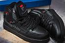 Зимние ботинки  FILA Turismo, черные (30351) размеры в наличии ► [  41 42  ], фото 6