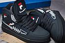 Зимние ботинки  FILA Turismo, темно-синие (30352) размеры в наличии ► [  45 (последняя пара)  ], фото 6
