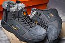 Зимние ботинки Nike Acronym, серые (30371) размеры в наличии ► [  42 (последняя пара)  ], фото 6