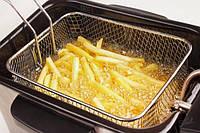 Профессиональная фритюрница: готовим блюда с хрустящей корочкой