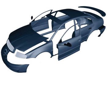Кузов Renault Sandero