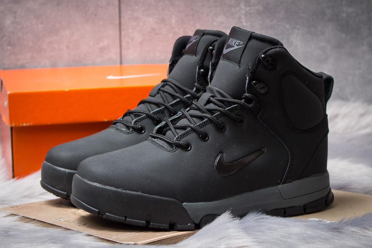 Зимние ботинки  на мехуNike ACC Winter, черные (30393) размеры в наличии ► [  41 43 44  ]