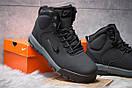 Зимние ботинки  на мехуNike ACC Winter, черные (30393) размеры в наличии ► [  41 43 44  ], фото 5