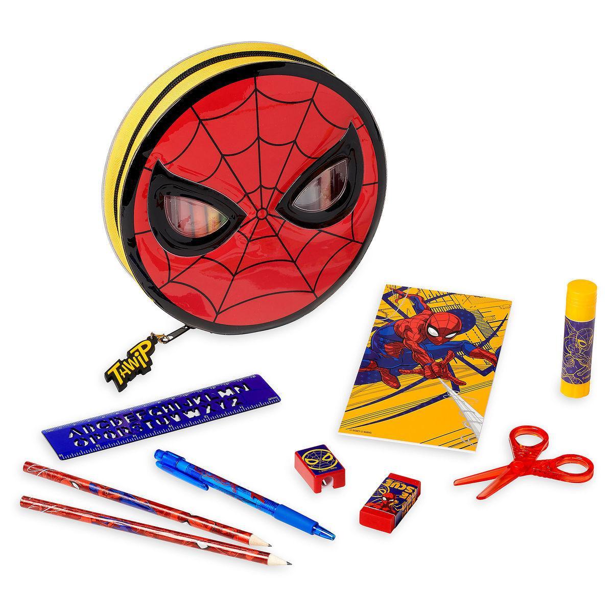 Пенал с канцтоварами Спайдермен Дисней / Spider-Man Disney