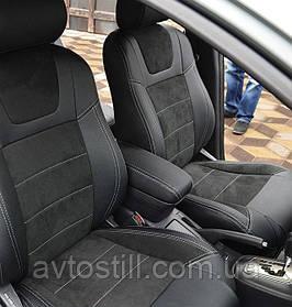 Чехлы на сидения автомобиля Toyota Avensis 2 (2002-2008)