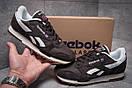 Кроссовки мужские Reebok Classic, коричневые (13265) размеры в наличии ► [  43 (последняя пара)  ], фото 2