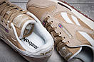 Кроссовки мужские Reebok Classic, бежевые (13267) размеры в наличии ► [  41 42 43  ], фото 6