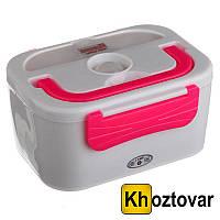 Автомобильный ланч-бокс с подогревом Electric Lunch Box 12V