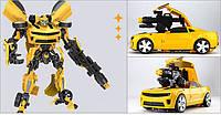 Большой робот-трансформер Бамблби 34 см