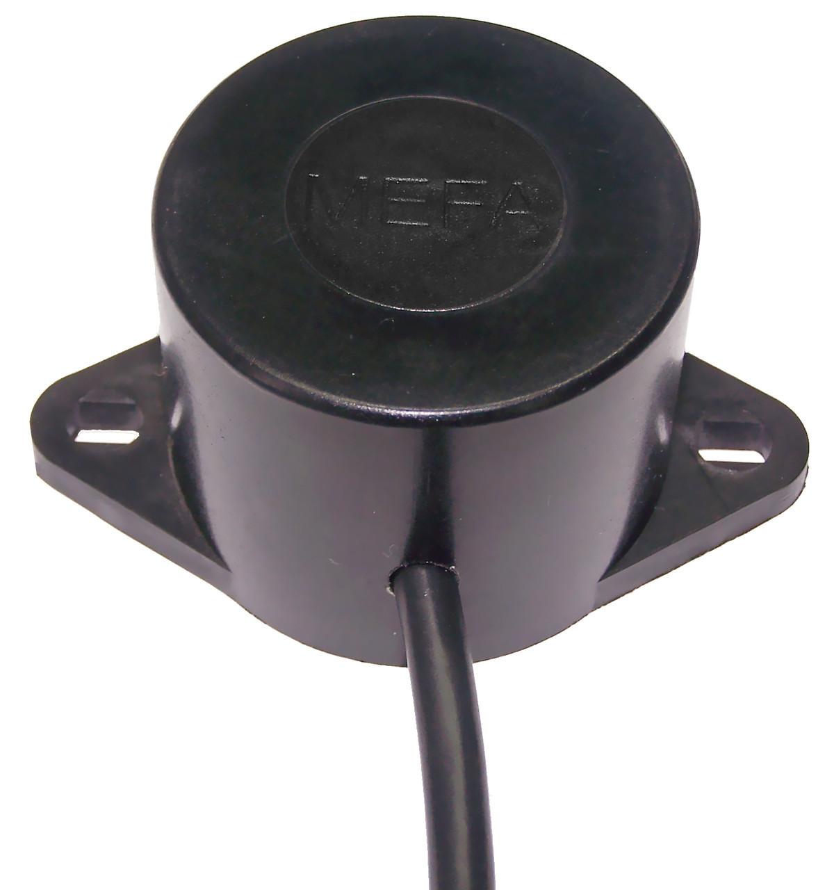 Индуктивный датчик, пластиковый, 3/4-х проводный, диаметр корпуса 50 мм