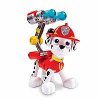 «Щенячий патруль»: большая фигурка щенка с механической функцией. PAWpatrol, Маршал, фото 1