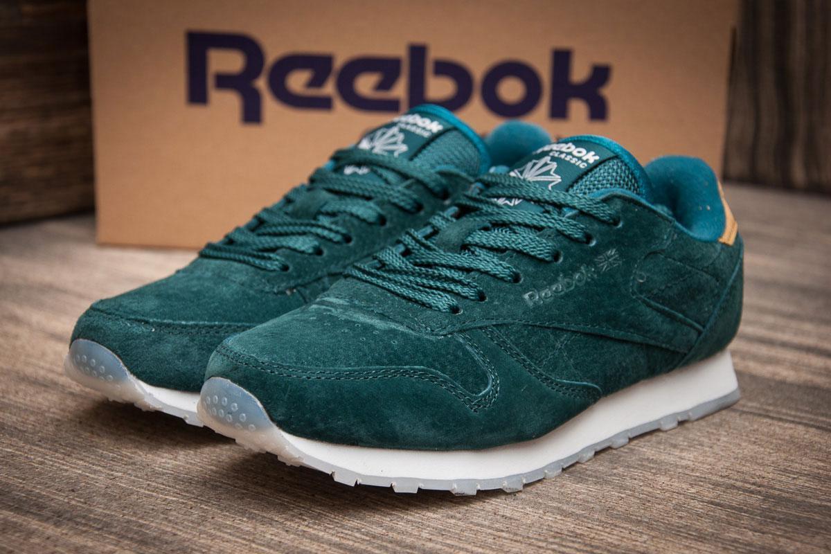 Кроссовки женские Reebok Classic, синие (11232) размеры в наличии ► [  40 41  ]