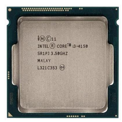 "Процессор Intel Core i3-4150 3.5GHz/5GT/s/3MB Tray (BX80646I34150) s1150 ""Over-Stock"" Б/У"