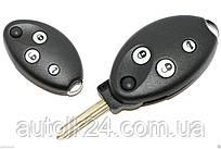 Корпус выкидного ключа CITROEN С5, С8, Xsara 3 кнопки лезвием SX9