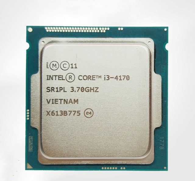 Процессор Intel Core i3-4170 BX80646I34170 3.7GHz s1150 Б/У