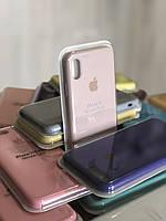 Чехол Накладка Silicone Case iPhone Xr