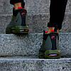 Мужские зимние кроссовки Nike Air Max 95 Sneakerboot (Найк Аир Макс) хаки, фото 6