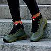 Мужские зимние кроссовки Nike Air Max 95 Sneakerboot (Найк Аир Макс) хаки, фото 2