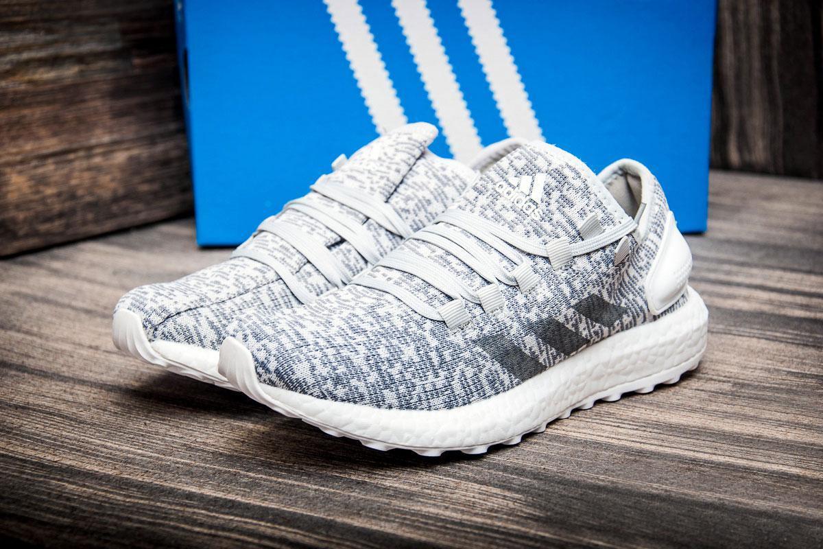 Кроссовки мужские Adidas Ultra Boost M, серые (4258-2) размеры в наличии ► [  41 43  ]