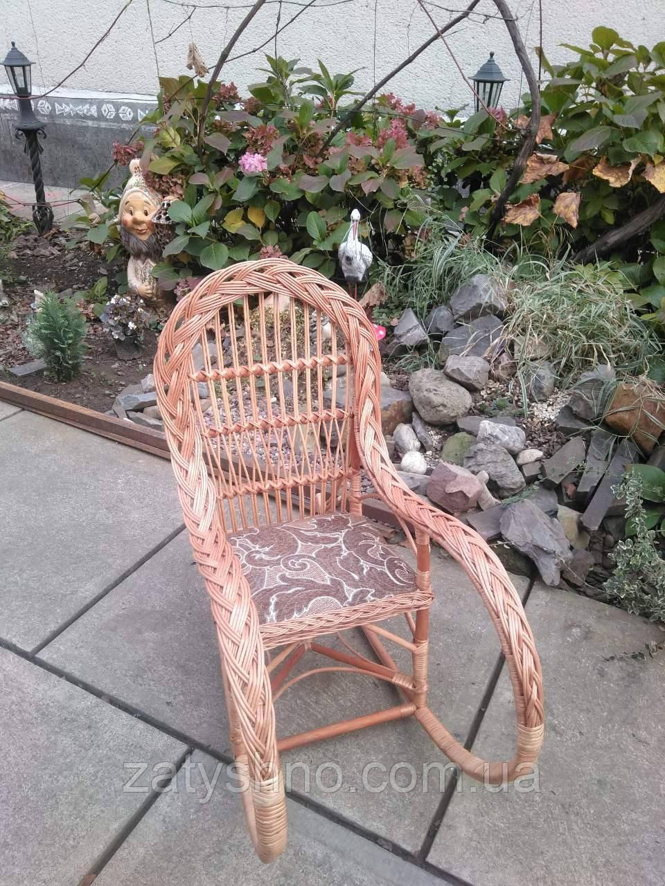 купить детское кресло качалка деревянное в киеве от компании