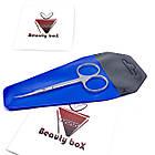 Маникюрные ножницы для кутикулы ESTET, фото 3