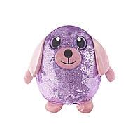Мягкая игрушка с пайетками ВЕРНЫЙ ПЕСИК Shimmeez SMZ01024