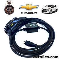 Зарядное устройство для электромобиля Chevrolet Bolt AutoEco J1772 16A BOX, фото 1