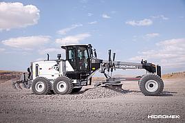 Автогрейдер HIDROMEK HMK 600MG (2019 г), фото 3