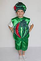 Детский карнавальный костюм Арбуз №1
