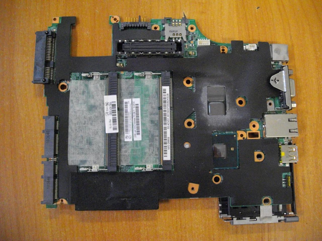Материнская плата 63Y2026 48.4CV13.021 i5-520M PLBU4 от ноутбука Lenovo X201.