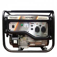 Генератор бензиновый Yotumi YM2900DX (2.2 кВт)
