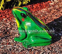 Садовая фигура Жаба, фото 3