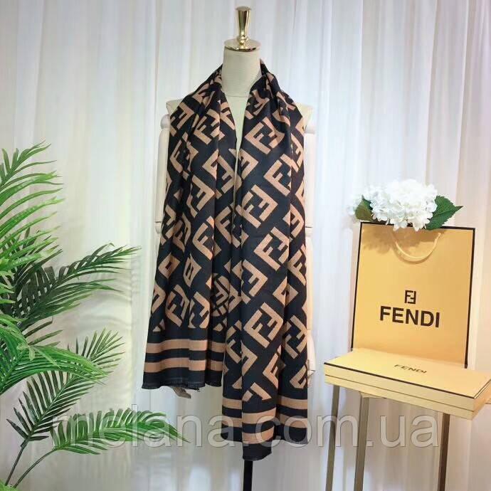 a05c7a0aceaf Модный палантин шарф в стиле Fendi (Фенди) : продажа, цена в ...