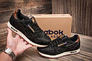 Кроссовки мужские Reebok Classic, черные (11381) размеры в наличии ► [  45 46  ], фото 2