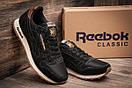 Кроссовки мужские Reebok Classic, черные (11381) размеры в наличии ► [  45 46  ], фото 3