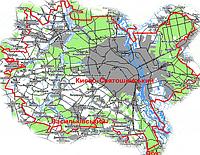 Геодезичні роботи та послуги в Києво-Святошинському районі