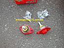 Опора шаровая ваз 2108, 2109, 21099, 2110-2115, Калина, Приора  (Трек, TRS спорт, Россия) комплект 2 шт., фото 5