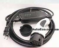 Зарядное устройство для электромобиля Renault Zoe ZE Duosida Type 2-16A