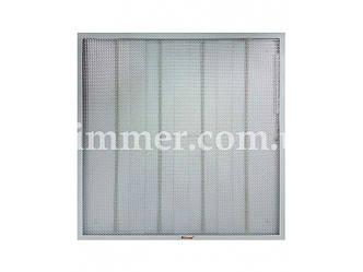 Світлодіодна панель із розсіювачем призма - 36Вт (595*595*18mm) 4200K 3400 люмен LEZARD