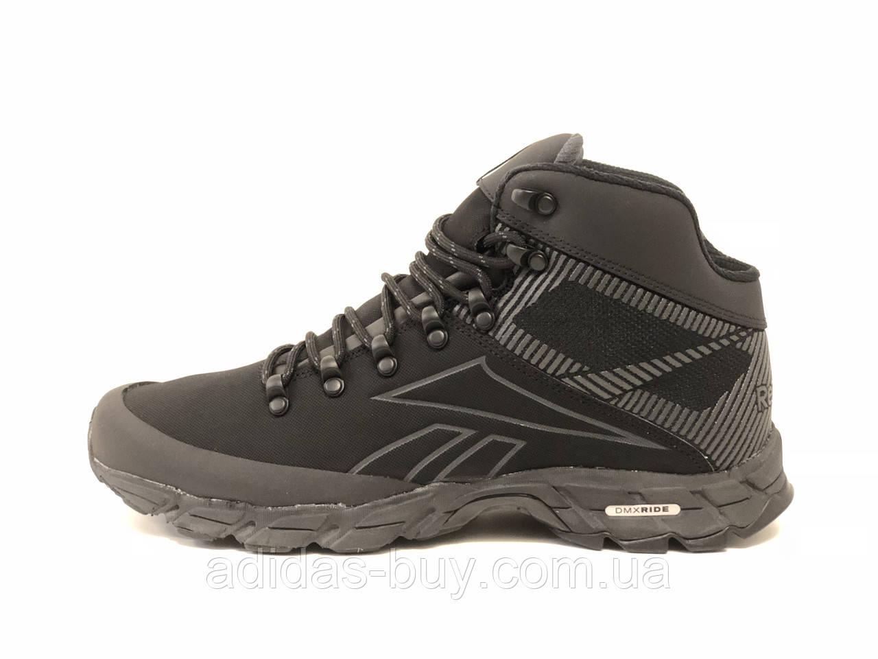 abffd8399d43 Мужские оригинальные зимние ботинки оригинальные Reebok TRAIL CHASER II MID  BD4315 цвет  черный - ORIGINAL